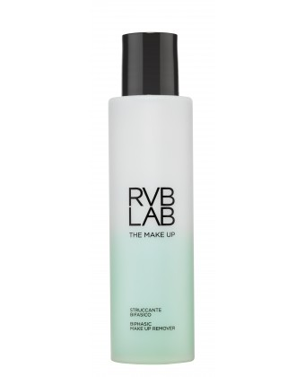 bi-phasic make-up remover